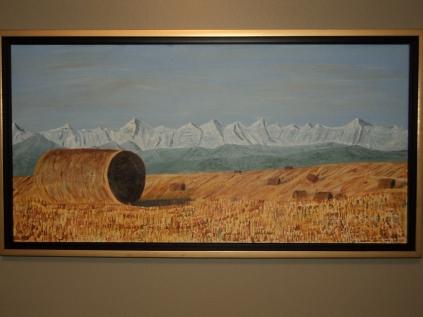 Western Wheat 24 X 12