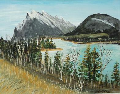 Mount Rundle (2)