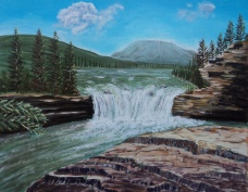 sheep-river-falls-15061-1500-acrylic-22x28