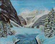 lake-louise-in-winter-15032-750-acrylic-16x20