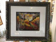 Rocky Mountain Wonder, #18038, $200, Acrylic, 7x10